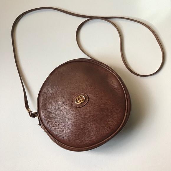 a35d040fc56 Gucci Handbags - Authentic Vintage Gucci Canteen Bag